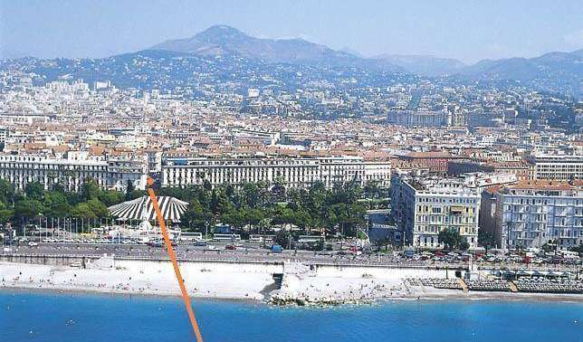 best hotels and bed & breakfasts in town in Nice, France